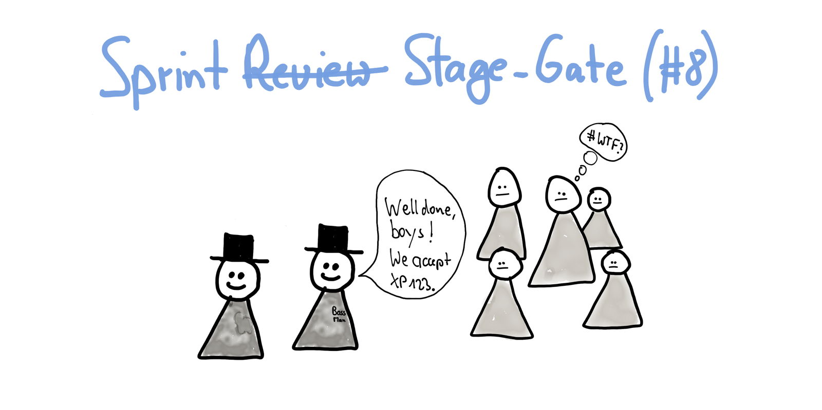 15 Sprint Review Anti-Patterns — Stage-Gate® — Berlin Product People GmbH